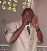 L'inspecteur d'académie de St-louis Mr Ndar Fall