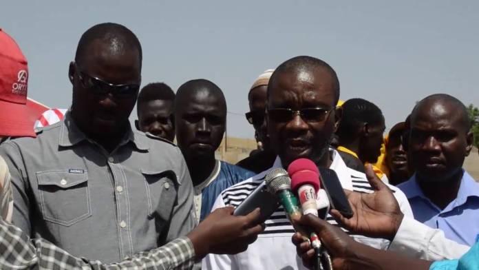 """Amadou Bécaye DIOP : """" Ce pays n'appartient pas aux politiciens"""""""
