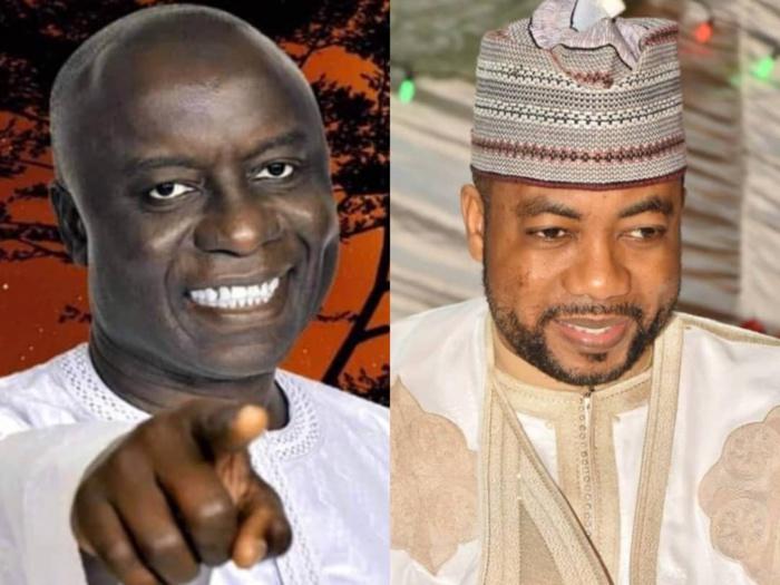 """Sheikh Alassane SÈNE vote Idrissa Seck : """" Vous êtes le candidat du changement ..."""""""