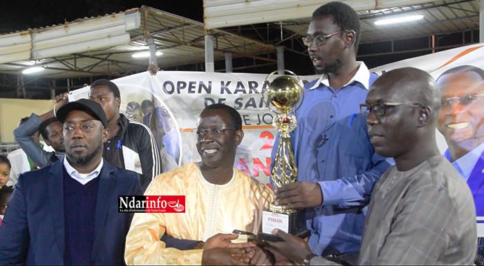 "Infrastructures sportives : Babacar GAYE vante les ""réalisations structurantes"" du président Macky SALL (vidéo)"