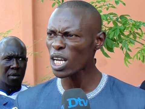 """Pape Gorgui Ndong : """"Les 'Marrons du feu', c'est moi"""""""