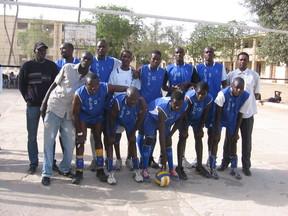 Volley Ball : Pas de miracle pour les étudiants de l'UGB
