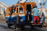 Les transporteurs veulent bloquer les camions mauritaniens