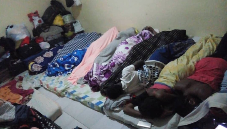 Galère des étudiants de GANDON : la colère monte contre Khoudia MBAYE (photos)