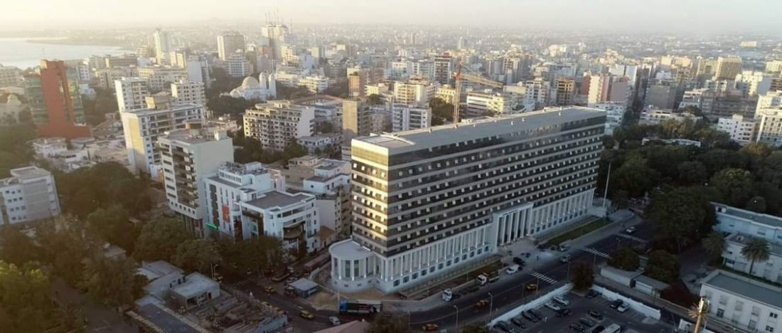 Le building administratif rénové va porter le nom de Mamadou Dia