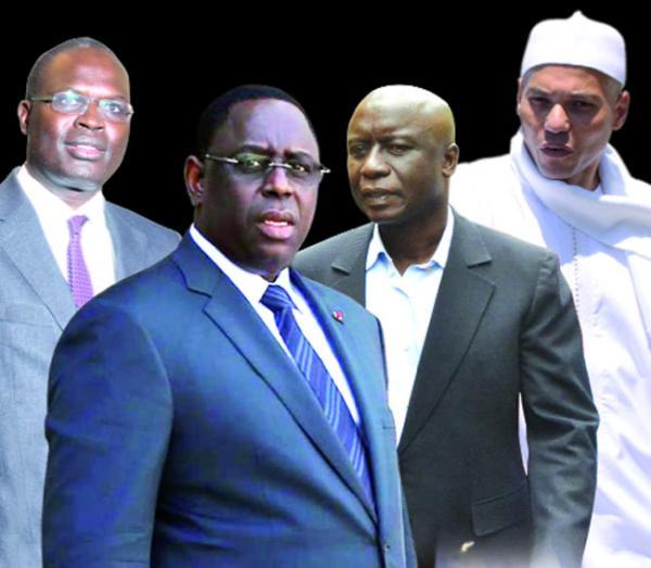 Présidentielle 2019 : Une large alliance autour d'Idrissa SECK pour abattre Macky SALL