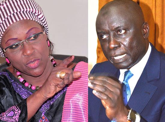 Amsatou Sow Sidibé a choisi Idrissa Seck