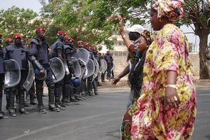 Arrestations des jeunes de Benno Siggil Senegal et de Rewmi