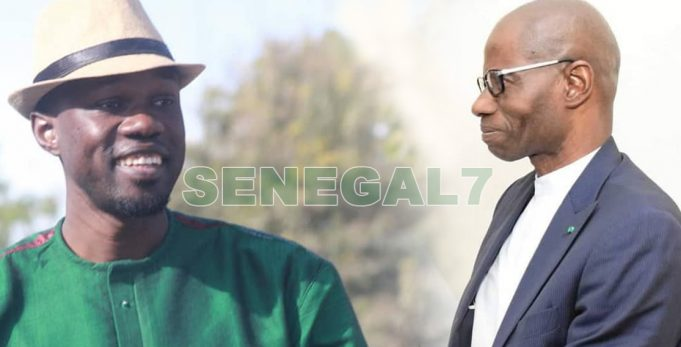 Boubacar CAMARA va voter Ousmane Sonko