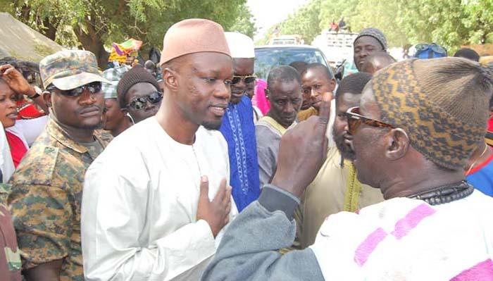 Ziguinchor : Ruée des libéraux et « Khalifistes » vers SONKO