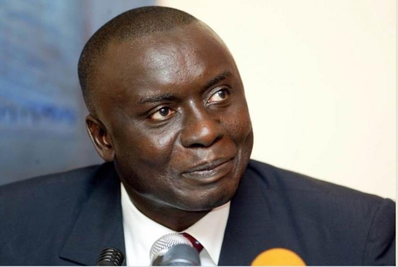"""Idrissa SECK : """" je suis très confiant"""""""
