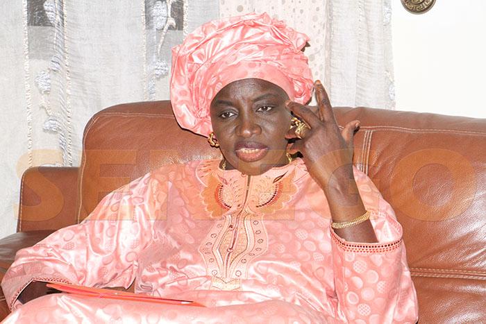Mimi Touré sur la campagne du Macky : « Il n'y aura pas d'argent à flot, contrairement…