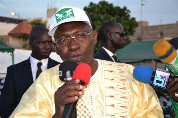 """Cheikh Issa Sall du PUR : """" Je suis prêt à exercer mes charges de chef de l'État dans un mois! """""""