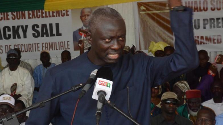 Richard-Toll: Le maire Mame Diop humilié sous les yeux de Macky SALL