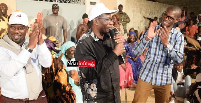 Réélection de Macky SALL : Pikine s'engage. Mary Teuw NIANE rassuré (vidéo)