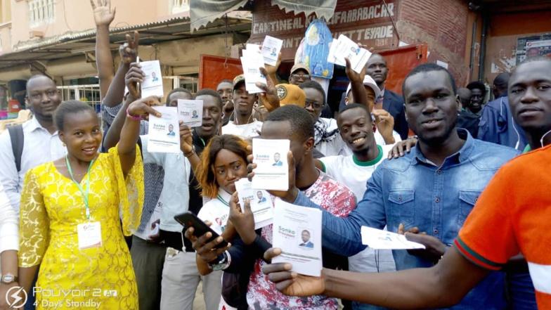 Saint-Louis : PASTEF densifie sa marche (photos)