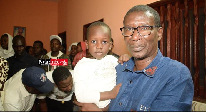 Réélection du Président Macky SALL : À Diamaguène, Mary Teuw réussit son pari (vidéo)