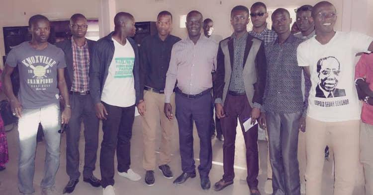 UGB - Les étudiants du Grand Parti rejoignent SONKO : « Il n'incarne pas seulement le changement, il est le changement, lui-même »