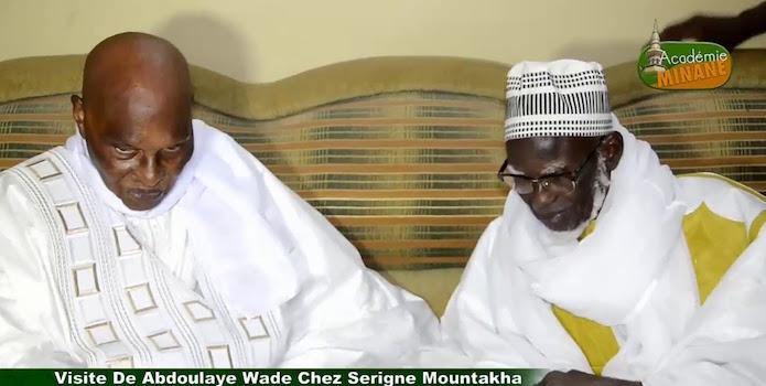 """WADE AU KHALIFE : """"J'ai quitté le Palais avec 700.000 FCFA. Je n'ai jamais offert 7 milliards à Macky. Il ne respecte personne"""""""