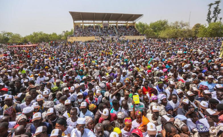 De Velingara à Fafacourou, Macky Sall fait foule (photos)