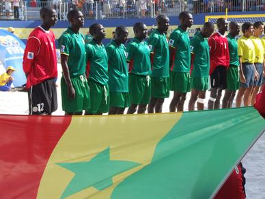 CAN 2011 de beach soccer : les Lions battent les Algériens (9-4)