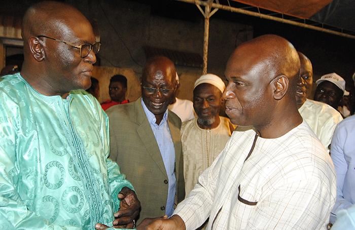 Victoire du président Macky SALL : El Hadji Djibril DIENG soutient BBY