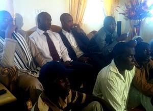 DAGANA : CONFERENCE NATIONALE DE L'UJTL, LE COLLECTIF DES NEUF CANDIDATS DENONCE « LES MANŒUVRES DE FARBA SENGHOR ».