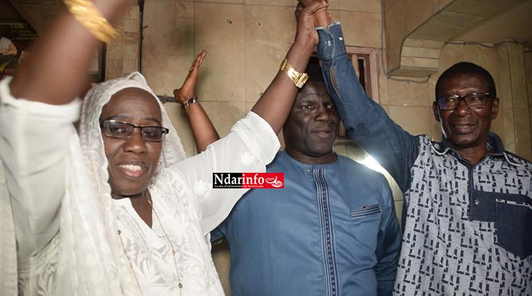 GOXU MBACC : MTN dope ses troupes. Adja Fatou BA soutient la dynamique (vidéo)
