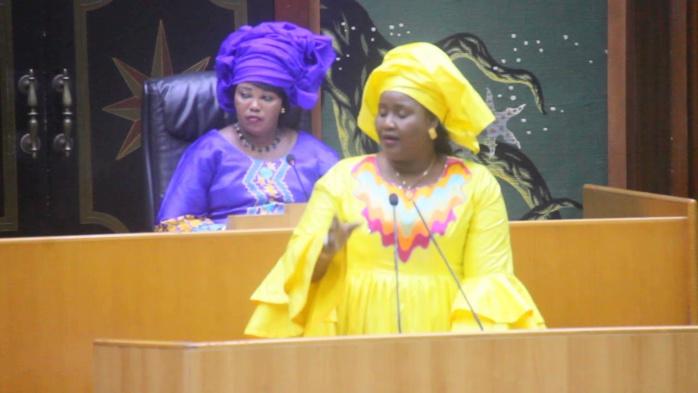 Ndèye Fatou Diouf : « Si Sonko ne défère pas à la convocation de la commission d'enquête, on l'amènera manu militari »