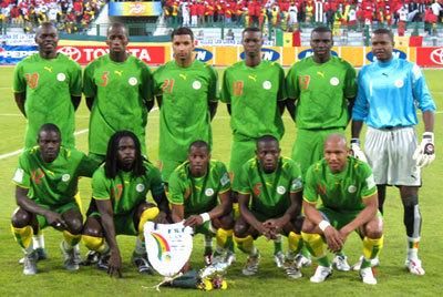 Match aller GUINEE VS SENEGAL: la liste des joueurs convoqués