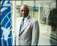 [ AUDIO ] Jacques Diouf sur sa candidature à la présidentielle de 2012