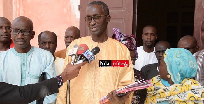 Hausse du budget de la Chambre de Commerce de Saint-Louis : « l'institution est en bonne santé », se félicite le président Cheikh SOURANG (vidéo)