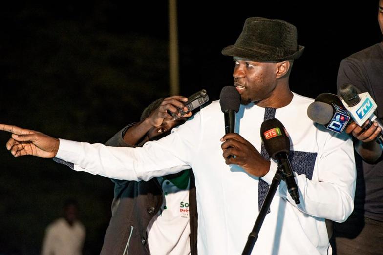 Pikine: Sonko demande à la jeunesse de marcher sur Palais le 24 février si Macky...