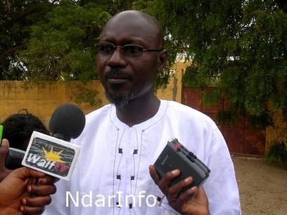 Abdoulaye Leye, Président de la Chambre des Métiers de Saint-Louis