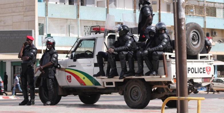 Un scrutin sous haute sécurité: plus de 8 000 policiers et un nombre impressionnant de RG déployés