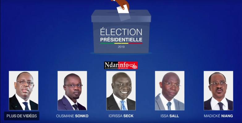 Présidentielle 2019 : les résultats à Saint-Louis ( mis à jour)
