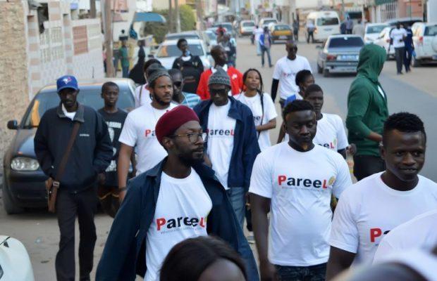 """Y en a marre refuse """" toute volonté confiscation du suffrage des sénégalais"""""""