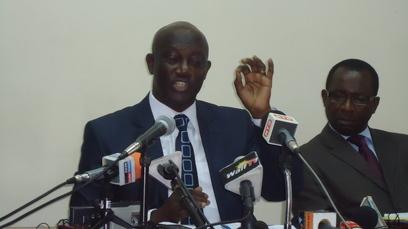 """VIDEO """"Le 23 juin, c'est une erreur de notre part…"""", déclare Serigne Mbacké Ndiaye"""