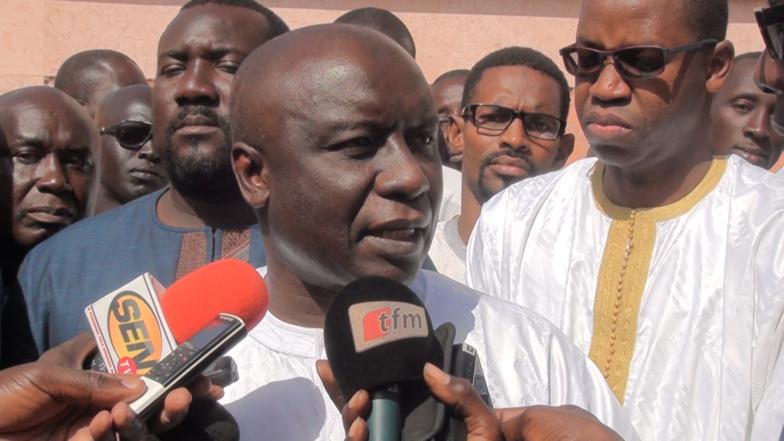 Idrissa Seck : « Nous rejetons ce résultat commandé par le candidat sortant. Nous ne ferons aucun recours au conseil constitutionnel. »