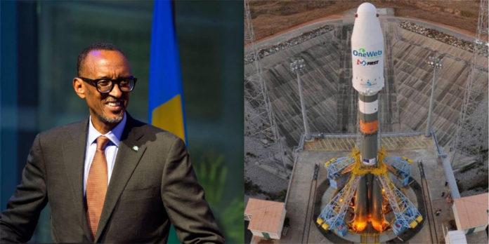 Internet pour tous : Le Rwanda lance son premier satellite !