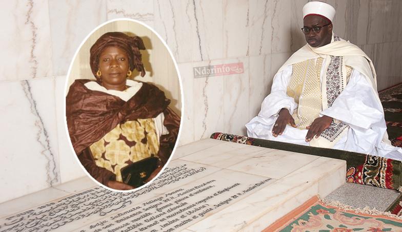 Hommage de Imam Mouhammedou Abdoulaye Cissé à Sokhna Adja Salimata Ndiaye Mama 1er juin 1939 - 7 mars 2002