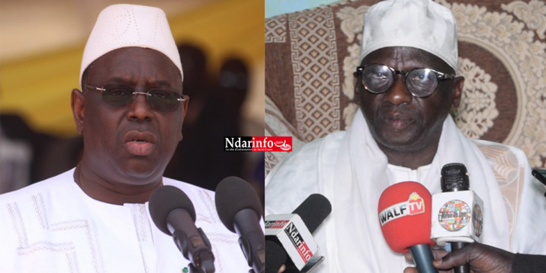 Second mandat : les conseils d'un Imam à Macky SALL (vidéo)