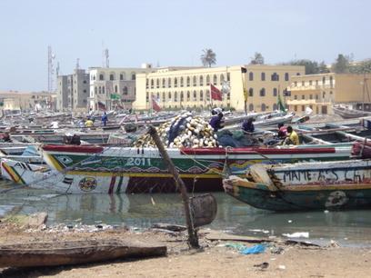 Saint-Louis: 95 pirogues retenues en Mauritanie au lieu de deux : Les pêcheurs contredisent Wade.