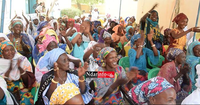 Journée mondiale des droits de la Femme : GANDON lance un prêt revolving de 5 millions FCFA (vidéo)
