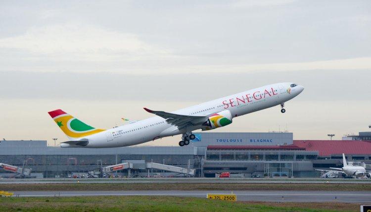 Vol de bienfaisance d'Air Sénégal et de la Fondation Airbus : des dons seront remis à l'hôpital de Saint-Louis
