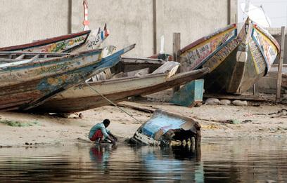 351 pirogues immobilisées à Nouadibou, les acteurs sollicitent l'intervention des autoritées