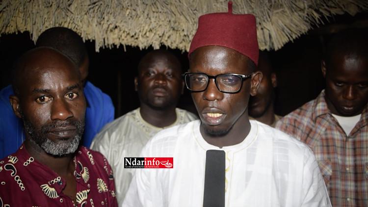 Lancement du Mouvement « And Taxawu BANGO » : Malick NDIAYE décline ses ambitions (vidéo)