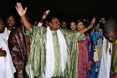 Cheikh Béthio Thioune candidat à la présidentielle de 2012 ?