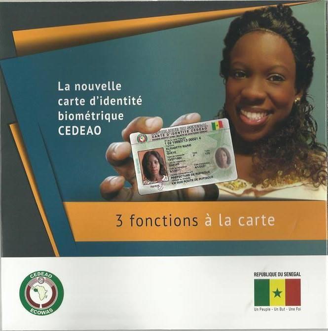 DAF : Les machines de traitement des cartes d'identité biométrique Cedeao en panne