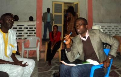 Abba Mbaye, Secrétaire Général de la Convergence Ndar: « Ici à Saint-Louis, nous ferons basculer le scrutin en 2012 »
